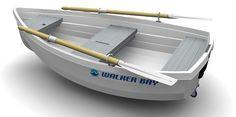 Jolle WalkerBay WB8 - velegnet som fx. robåd