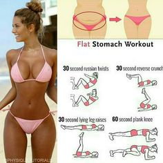 "24.3 k mentions J'aime, 176 commentaires - Healthy | Physique | Tips (@physiquetutorials) sur Instagram : ""Flat stomach workout! Follow us (@physiquetutorials) for the best daily workout tips  ⠀  All…"" https://www.musclesaurus.com/flat-stomach-exercises/"