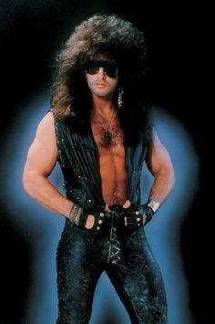 Bobby Rock of Nitro/Nelson/Vinnie Vincent Invasion