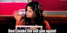 "When she didn't put up with other people's nonsense. | Community Post: 24 Times Alex Russo From ""Wizards Of Waverly Place"" Was Your Soul Sister"