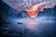 yosemite by menghuailin1 #nature #travel #traveling #vacation #visiting #trip #holiday #tourism #tourist #photooftheday #amazing #picoftheday
