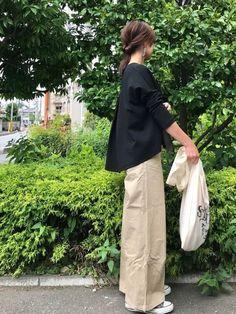 39 Trendy Moda Fashion Woman Trousers in 2020 Fashion Wear, Modest Fashion, Look Fashion, Daily Fashion, Korean Fashion, Fashion Outfits, Womens Fashion, Japan Fashion Casual, Fashion Hacks