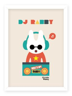 ⓒ Little Rabby / DJ Rabby / 2014