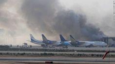 Pakistani Taliban claims responsibility for Karachi airport attack: 28 dead - CNN #Pakistan, #KarachiAirportAttack