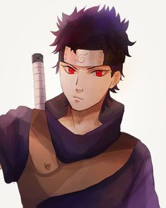 Uchiha Shisui He was one of the inheritors of the Will of Fire