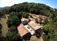 Propriété avec Gîte à vendre pays de Saint Felicien en Ardèche