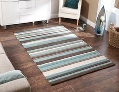 blue-brown-rug