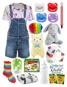 A fashion look from August 2017 by transboyfanboy featuring Dondup HOT SOX Modern Burlap and Playtex Daddy's Little Boy, Daddys Little Girls, Little Boy Outfits, Cute Girl Outfits, Melanie Martinez Outfits, Ddlg Outfits, Space Outfit, Age Regression, Kawaii Clothes