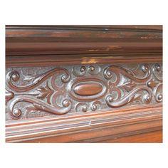 Materials Unlimited - M14008 - Antique Edwardian Oak Half Mantel, $2,950.00 (http://www.materialsunlimited.com/m14008-antique-edwardian-oak-half-mantel/)