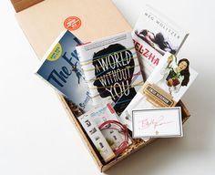 QUARTERLY Literary YA Book Box