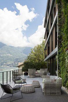 Patricia Urquiola - Il Sereno Lake Como