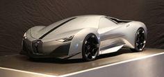 Excellent winner Li Yaobin Scale Model - Car Body Design