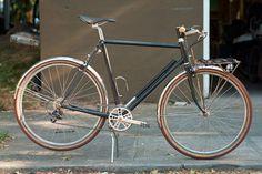 Beautiful Bicycle: Jordan's Hufnagel Porteur
