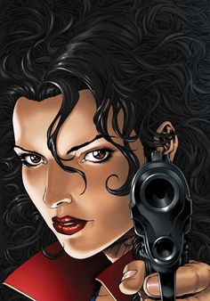 I don't care what anyone says, Laurell K. Hamilton's Anita Blake series is badass. I love the concept, even if it got lost for a while. Plus, I have a thing for the whole open love concept