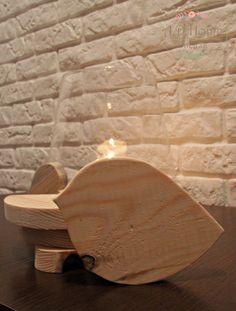 ptaszek drewniany, ptak, hand made, dekoracja świąteczna Ad Home, Wall Lights, Home Decor, Appliques, Decoration Home, Room Decor, Home Interior Design, Wall Lighting, Home Decoration