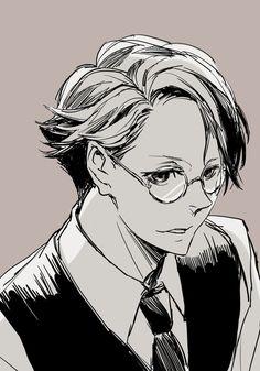 Miyoshi from Joker Game Joker Game Anime, Anime Manga, Anime Art, Novels, Games, Comics, Pictures, Gaming, Cartoons
