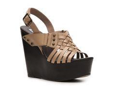 SM Wyndi Wedge Sandal. I can't wait for them to come in the mail!!