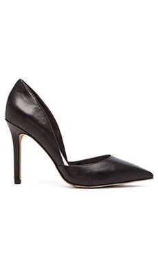 Vince Camuto Rowin Heel in Black