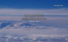 Psalm 119 & 89