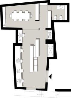 #ristrutturazione di un #piccolo #appartamento per #uffici #pianta #catania #soaassociati - SOA_Spazio Oltre l'Architettura