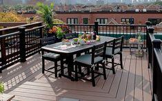 Modern Decks | New Decking Styles | Trex