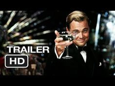 The newest 'Great Gatsby' trailer with Leonardo DiCaprio is here! The film hits theaters May 10.