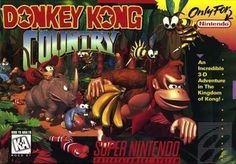 Donkey Kong Country | 25 Awesome Video Games From The '90s You Have To Play
