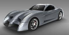 Panoz Abruzzi Automobile 2011 #ALMS #DonPanoz
