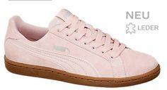 Den lässige und bequeme #Sneaker von #Puma ist jetzt online erhältlich für 49,90€ und ist ist auch in weiß vorrätig! Artikelnummer: 1799316 Farbe: rosa Laufsohle: Gummi Obermaterial: Leder Innenmaterial: Textil, Mesh