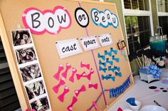 Baby Gender Reveal Party | Party and Event GuideParty Ideas Blog | Event Services Directory | Party and Event Guide