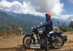 """It is called """"The Distinguished Gentleman's Ride"""" and it is an event famous all over the world among bikers. It takes place once a year, the same day in all the towns. Nepal capital has nothing to envy to them. This is how it works: people get all dressed up and get around the city."""