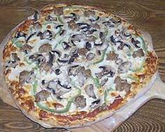 Our favorite homemade pizza dough recipe!