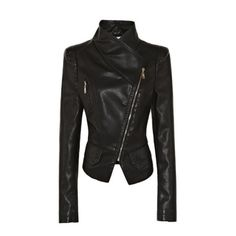 This page cannot be found - Oasap High Street Fashion Online Store for Women Urban Threads, Online Fashion Stores, Faux Leather Jackets, Fashion Accessories, Street Style, Coat, Polyvore, Stuff To Buy, Black Leather