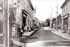 Oradour-sur-Glane before the massacre