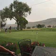 THE BOGEY FREE BLOG Muni Kids™  Quail Ridge Golf Course in Baker City, OR is a Hidden Gem.