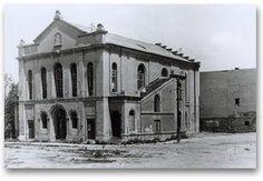 Židovská synagoga