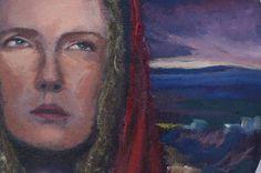 Maddalena, particolare