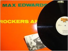At £11.98  http://www.ebay.co.uk/itm/Max-Edwards-Rockers-Arena-Korova-Records-12-Single-KOW-16-T-/251151468659