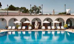 Uno de los primeros hoteles de lujo en la Costa Brava y único hotel resort de Cataluña de cinco estrellas Gran Lujo - el Hotel de Lujo Costa Brava
