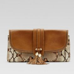 Gucci 257030 Ejq1g 9873 Marrakech'Clutch mit gewebtem Leder und Tas Gucci Damen Handtaschen