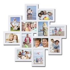 Wall Collage Picture Frames, Picture Frames Online, Picture Frame Decor, Bedroom Wall Collage, Hanging Picture Frames, Gold Picture Frames, Picture Frame Sets, Hanging Pictures, Picture Design