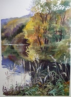 by Aud Rye#painting #Art pls visit us > www.facebook.com/skalapeter7 ♡