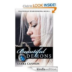 Peachville High Demons series by Sarra Cannon