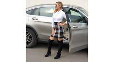 Vastag, kötött szoknya - Nadrág / Szoknya - Luna Gardrobe Női ruha WebÁruház, Akciós - olcsó női ruha, Női ruha webshop, Divatos ruha, Ruha rendelés, Női ruha Leather Skirt, Skirts, Fashion, Leather Skirts, Moda, La Mode, Skirt, Fasion, Fashion Models