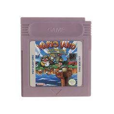 Nintendo GBC Video Game Cartridge Console Card Super Mario Land 3 wario land 3 #gameboycolor