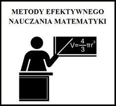 Dowiesz się jak zaktywizować ucznia i sprawić, by polubił i zrozumiał matematykę.