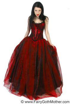 Pretty Gothic dresses?