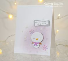 Simon Says Stamp January 2016 Card Kit – Caryn - glittermesilly.com                                                                                                                                                                                 More