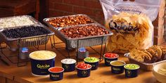 Qdoba catering can give your party a lift! Try the Hot Taco, Hot Burrito, or Hot Nacho bar! Fresh, delicious Qdoba food brought to you! Mexican Food Catering, Mexican Food Recipes, Catering Ideas, Burrito Bar, Nacho Bar, Tacos, Mexican Grill, Taco Party