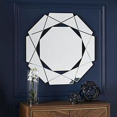 Browse our wide range of beautiful mirrors suitable for any room in your home. We have everything from bedroom mirrors, bathroom mirrors, living room mirrors and even a great choice of kids mirrors availble from Dunelm.